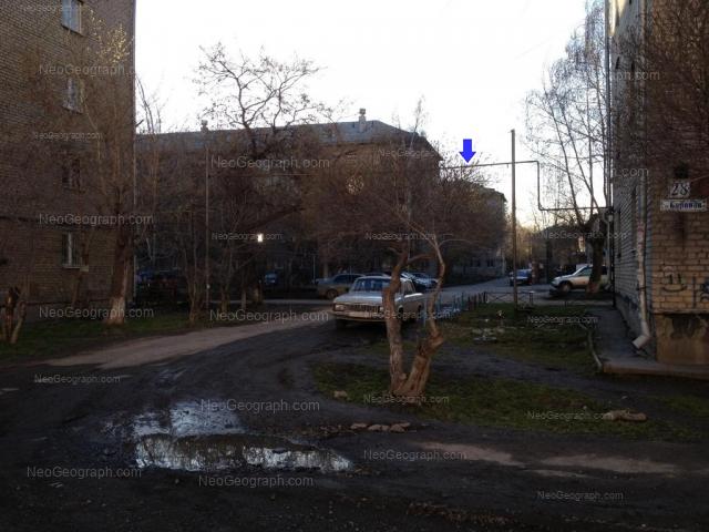 Адрес(а) на фотографии: улица Вилонова, 74, 76, 78, Екатеринбург