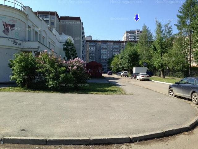 Адрес(а) на фотографии: улица Учителей, 20, 22, 24, Екатеринбург