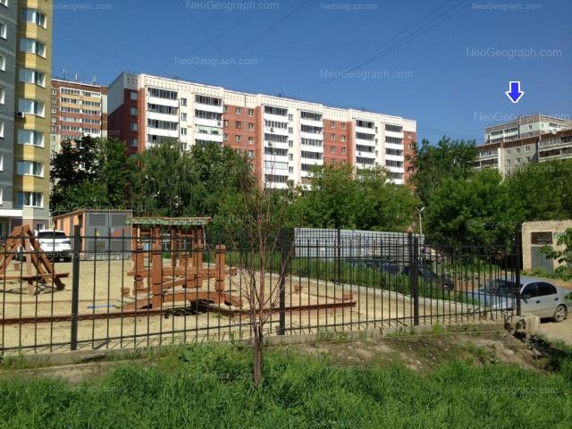 Адрес(а) на фотографии: улица Учителей, 16, 20, Екатеринбург
