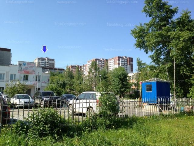 Адрес(а) на фотографии: улица Учителей, 10, 12, 14, 18, 20, Екатеринбург