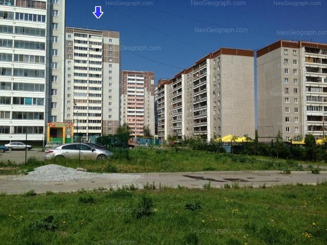 Адрес(а) на фотографии: улица Учителей, 14, 16Г, 20, 22, 24, Екатеринбург