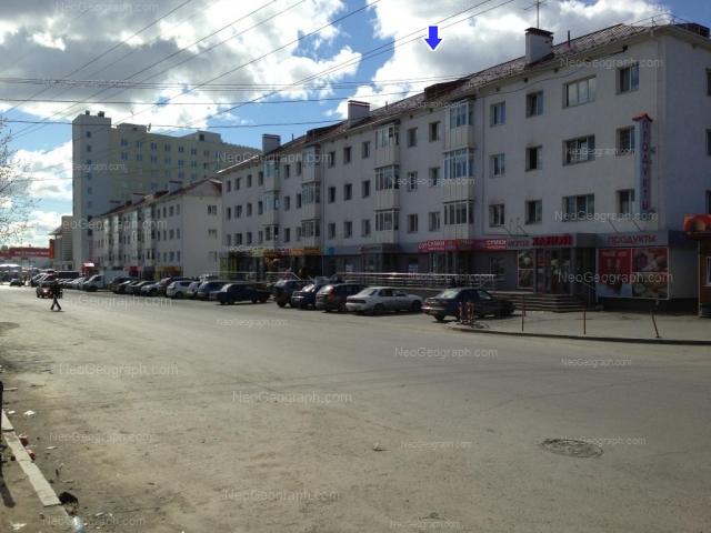 Адрес(а) на фотографии: улица Миномётчиков, 3, 5, 7, Екатеринбург