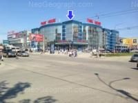 Торгово-развлекательный центр Парк Хаус, Екатеринбург, ул. Сулимова, 50,  Россия - Неоеограф