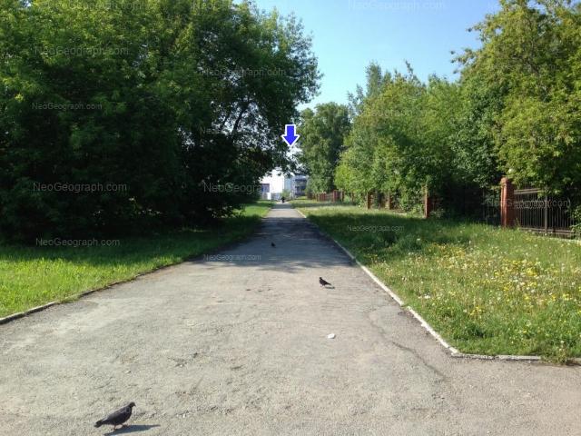 Адрес(а) на фотографии: улица Сулимова, 50, Екатеринбург