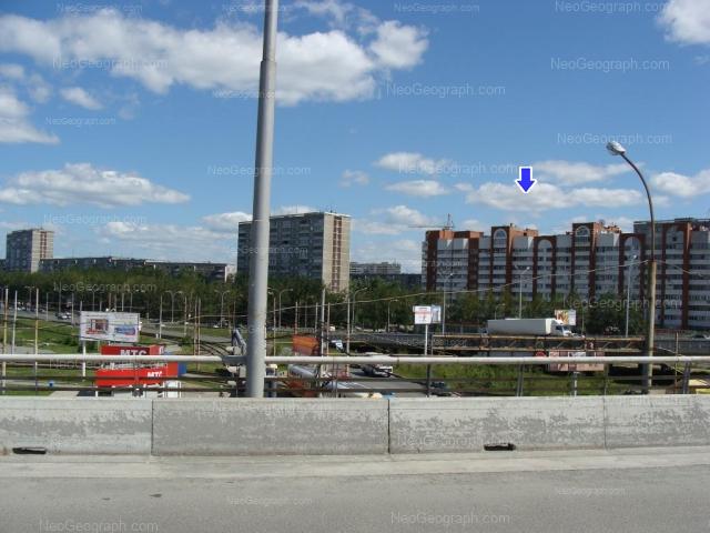 Address(es) on photo: Bebeliya street, 138, 146, 148, 152, Yekaterinburg