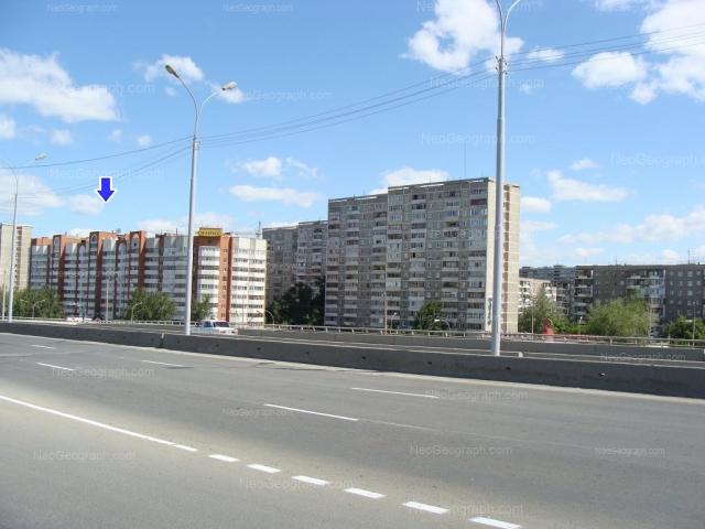 Address(es) on photo: Bebeliya street, 136, 138, 142, Yekaterinburg