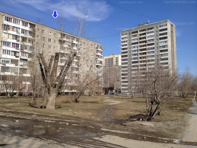 Адрес(а) на фотографии: Ольховская улица, 27/1, Екатеринбург