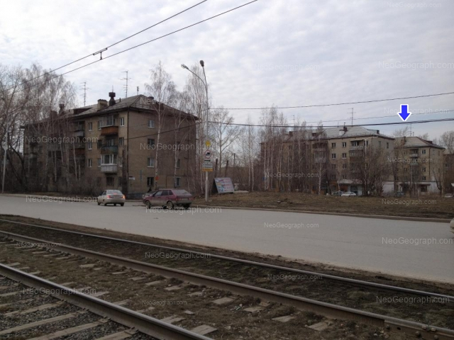 Адрес(а) на фотографии: Сахалинская улица, 1, 3, 5, Екатеринбург