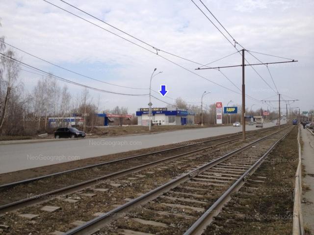 Адрес(а) на фотографии: улица Блюхера, 91, 91А, Екатеринбург