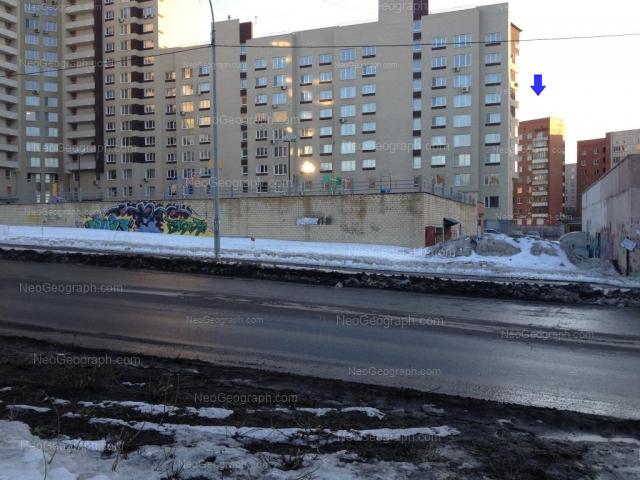 Address(es) on photo: Uralskaya street, 3, 6, 8, Yekaterinburg