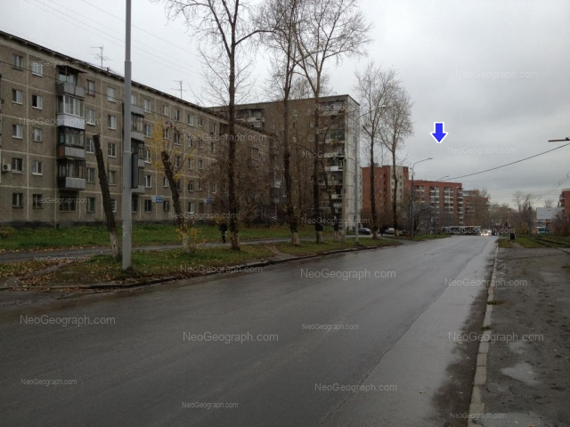Address(es) on photo: Uralskaya street, 8, 10, 46, 48, Yekaterinburg