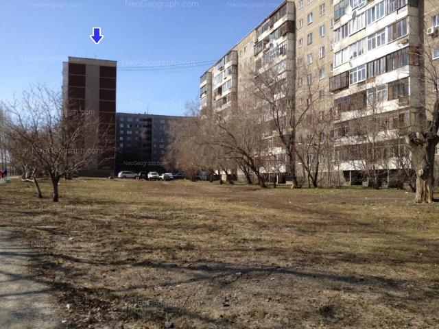 Address(es) on photo: Olkhovskaya street, 23, 25/1, Yekaterinburg