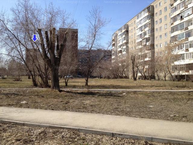 Address(es) on photo: Olkhovskaya street, 23, 25/1, 27/1, Yekaterinburg