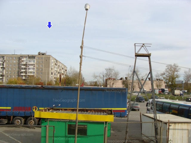 Address(es) on photo: Olkhovskaya street, 22, 23, Yekaterinburg