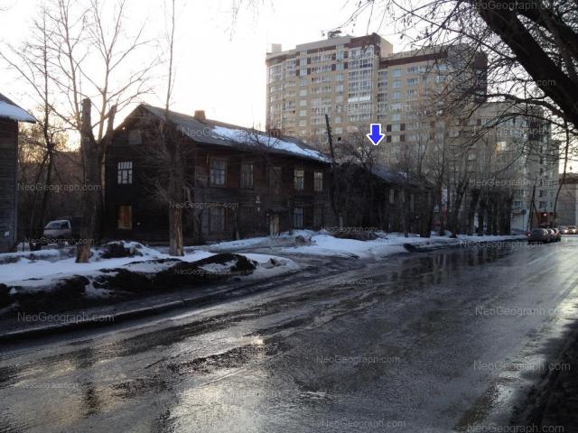 Адрес(а) на фотографии: Омская улица, 95, 97, Екатеринбург