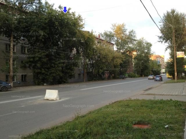 Адрес(а) на фотографии: улица Сулимова, 26, 32, 36, Екатеринбург
