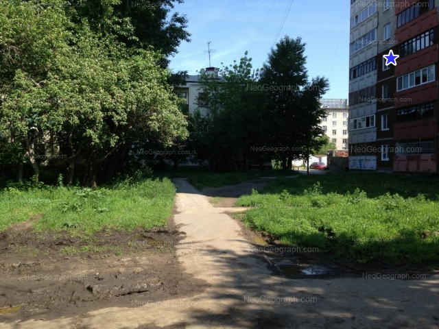 Адрес(а) на фотографии: улица Учителей, 7А, Екатеринбург