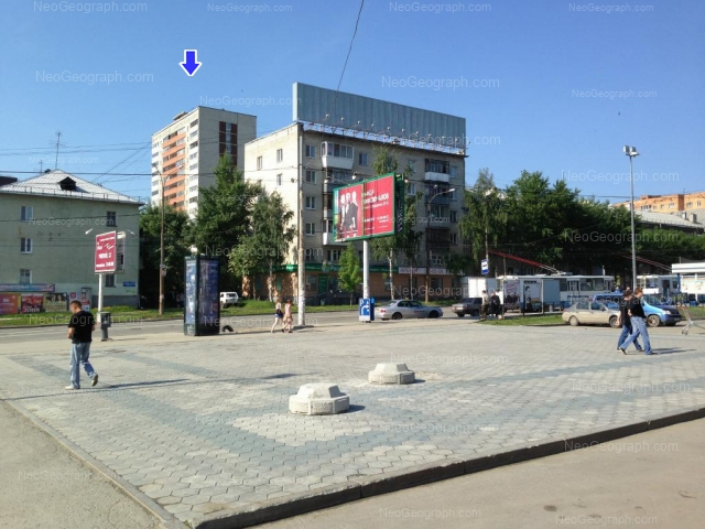 Адрес(а) на фотографии: улица Учителей, 7А, 9, Екатеринбург