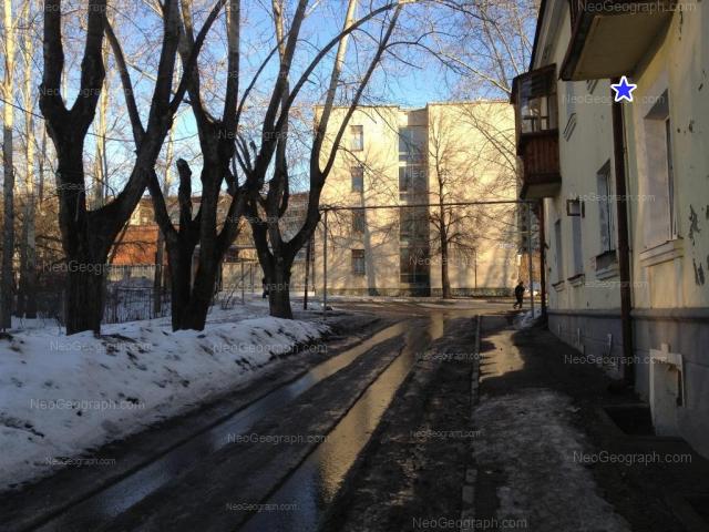 Адрес(а) на фотографии: улица Железнодорожников, 6, Екатеринбург