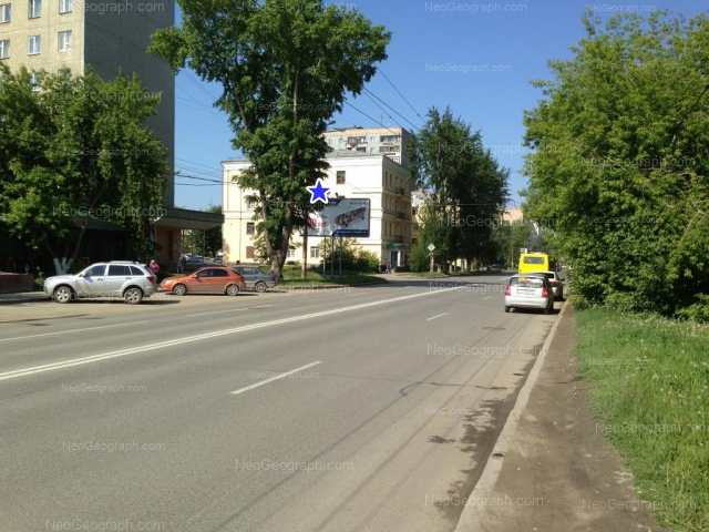 Адрес(а) на фотографии: улица Сулимова, 31, 33А, 39, Екатеринбург