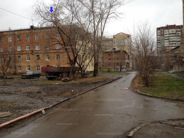 Адрес(а) на фотографии: улица Сулимова, 32, 33А, Екатеринбург