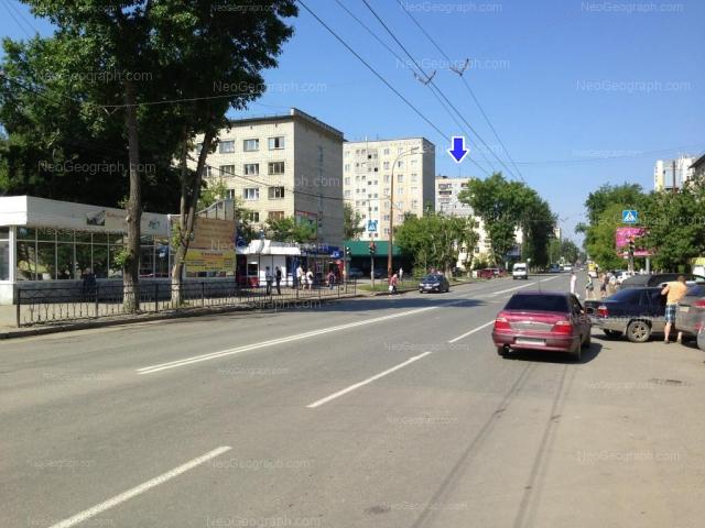 Адрес(а) на фотографии: улица Сулимова, 27, 29, 31, 33А, Екатеринбург