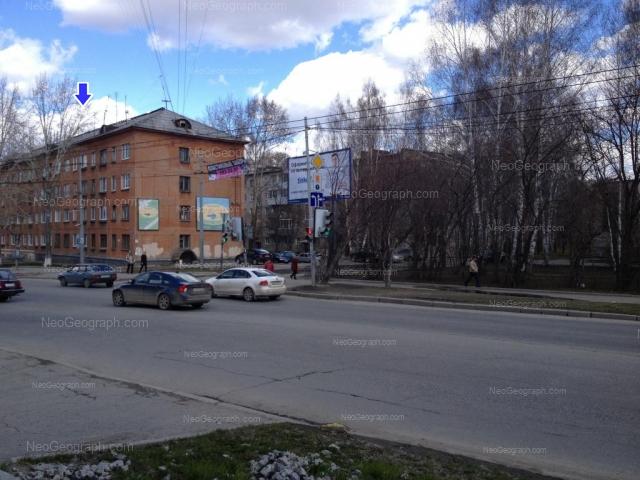 Адрес(а) на фотографии: улица Данилы Зверева, 10, 10А, Екатеринбург