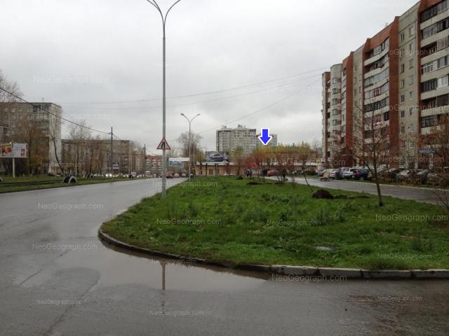 Адрес(а) на фотографии: Уральская улица, 27, 48, 50, 55, Екатеринбург