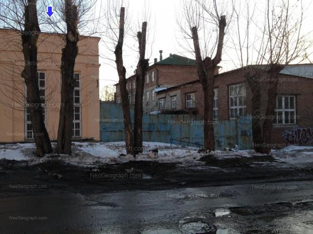 Адрес(а) на фотографии: Уральская улица, 25а, 27, Екатеринбург