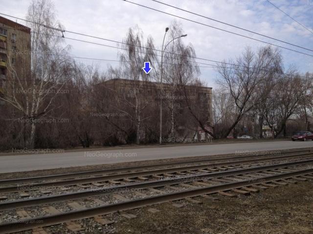 Адрес(а) на фотографии: улица Блюхера, 77, 79, Екатеринбург