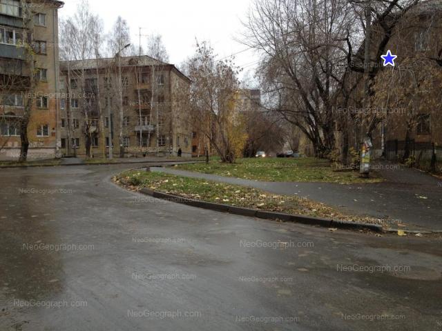 Адрес(а) на фотографии: Июльская улица, 42, 46А, 48, 55, Екатеринбург