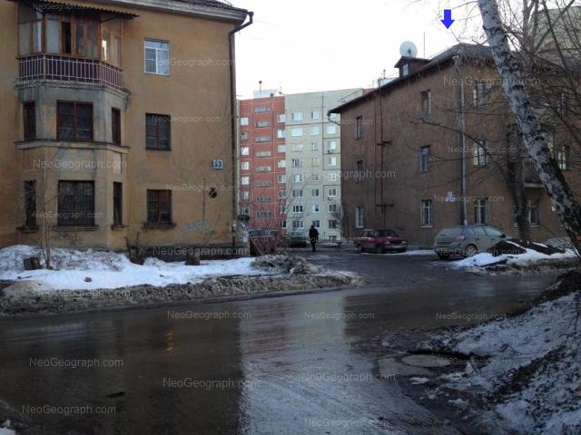 Адрес(а) на фотографии: Июльская улица, 53, 55, Екатеринбург