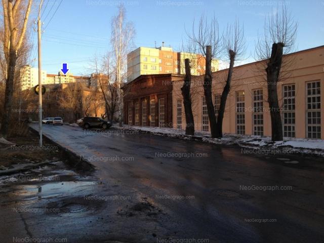 Адрес(а) на фотографии: Июльская улица, 55, Екатеринбург