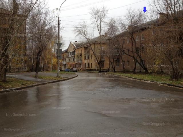 Адрес(а) на фотографии: Июльская улица, 46А, 53, 55, Екатеринбург