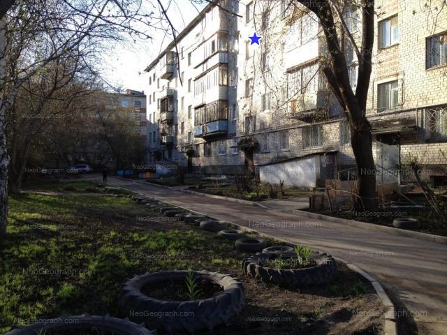 Адрес(а) на фотографии: улица Блюхера, 75/1, 75/3, Екатеринбург