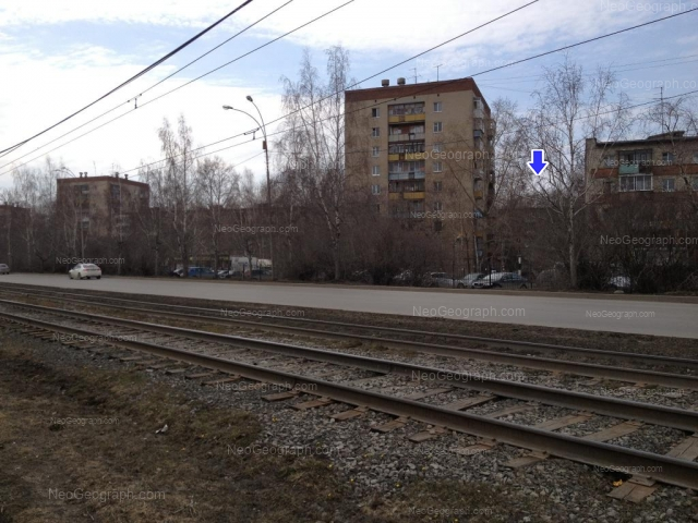 Адрес(а) на фотографии: улица Блюхера, 69, 71/1, 71/2, 73, 75/1, Екатеринбург