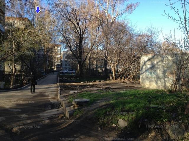 Адрес(а) на фотографии: улица Блюхера, 69, 71/2, 71/3, Екатеринбург