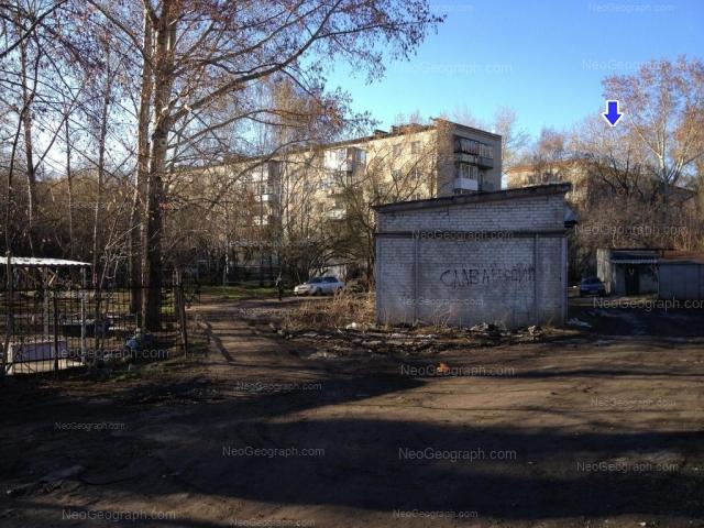 Адрес(а) на фотографии: улица Блюхера, 71/2, 75/3, Екатеринбург