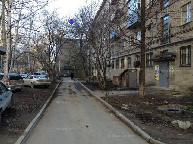 Адрес(а) на фотографии: улица Блюхера, 67/1, 67/2, Екатеринбург