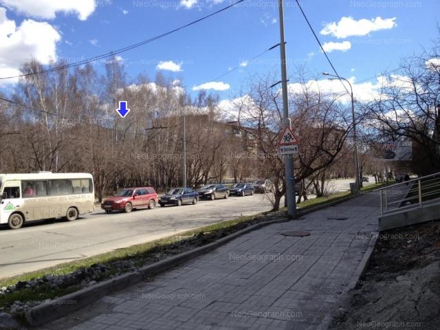 Адрес(а) на фотографии: улица Блюхера, 67/2, Екатеринбург