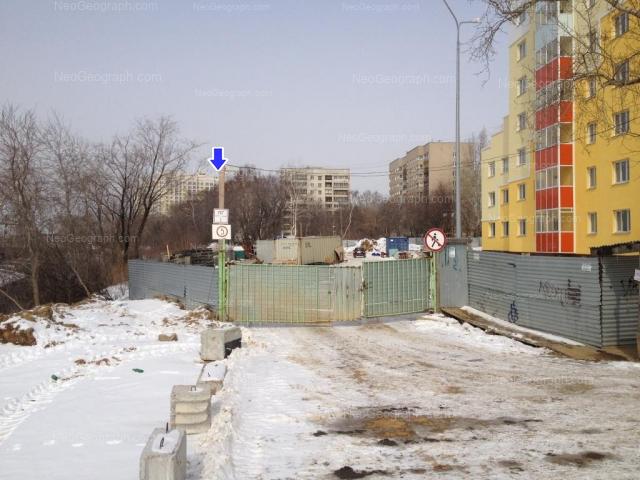 Address(es) on photo: Solnechnaya street, 21, 21А, 23, Yekaterinburg