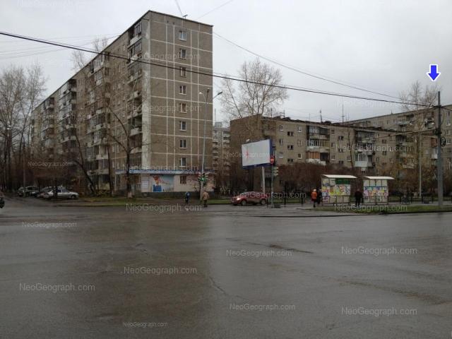 Адрес(а) на фотографии: Уральская улица, 54, 56, 58/1, Екатеринбург