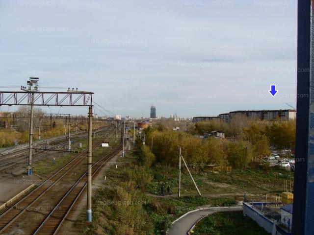 Address(es) on photo: Cherepanova street, 18, Yekaterinburg