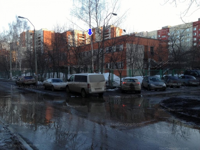 Адрес(а) на фотографии: Уральская улица, 59, 59А, 61, Екатеринбург