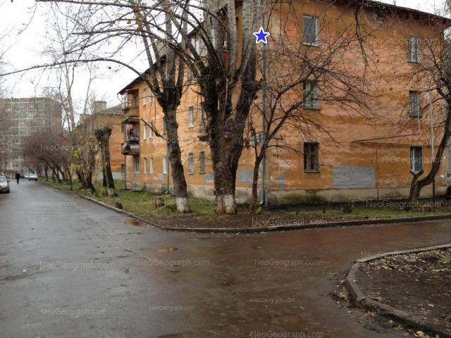 Адрес(а) на фотографии: улица Гражданской Войны, 3, 5, Екатеринбург