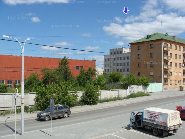 Address(es) on photo: Marata street, 17, 17а, Yekaterinburg