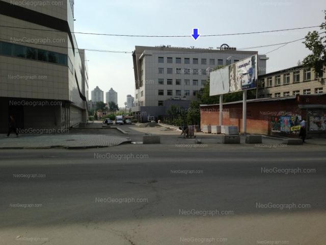 Адрес(а) на фотографии: улица Стрелочников, 41, Екатеринбург