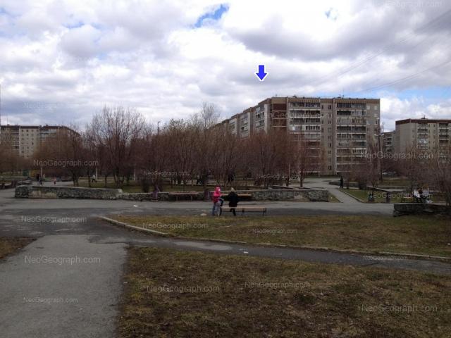 Адрес(а) на фотографии: улица Черепанова, 12, 16, 18, Екатеринбург