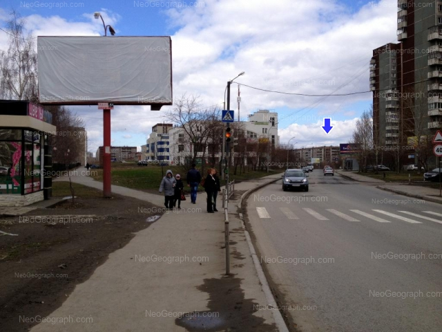 Адрес(а) на фотографии: улица Черепанова, 12, 16, Екатеринбург