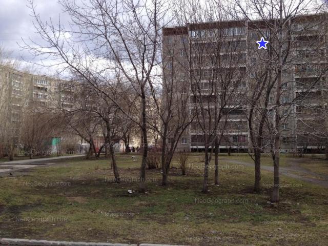 Адрес(а) на фотографии: улица Черепанова, 16, 18, Екатеринбург